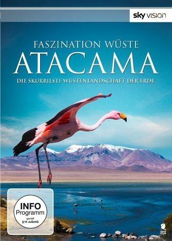 DVD »Faszination Wüste: Atacama«