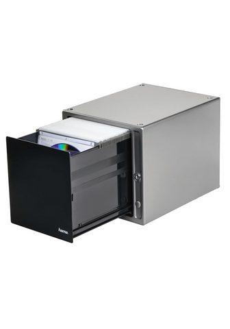 HAMA Dėžutė CD-DVD kompaktiniams diskams