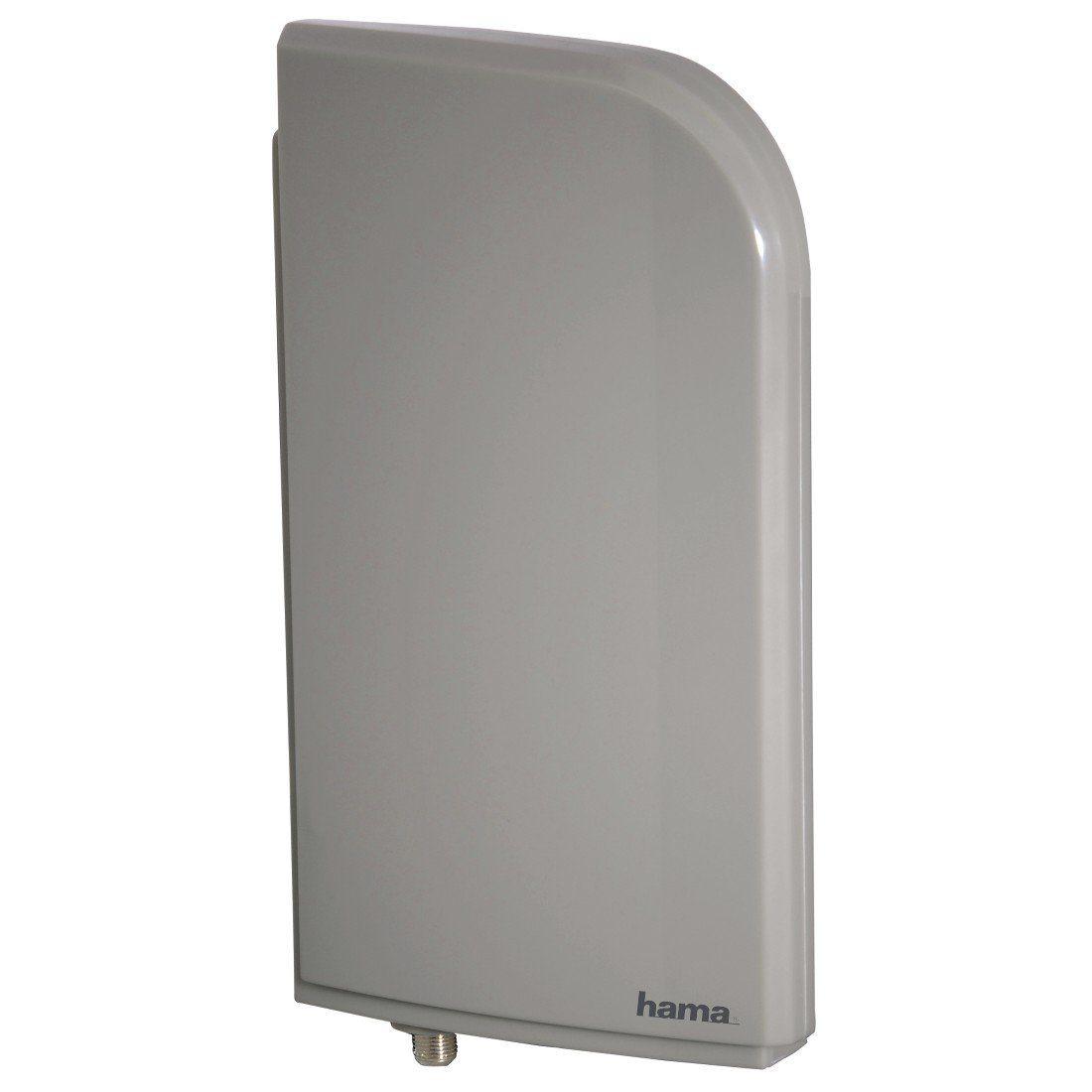 Hama DVB-T/DVB-T2 Zimmerantenne Outdoor, 20 dB Verstärkung »für TV und Radio«