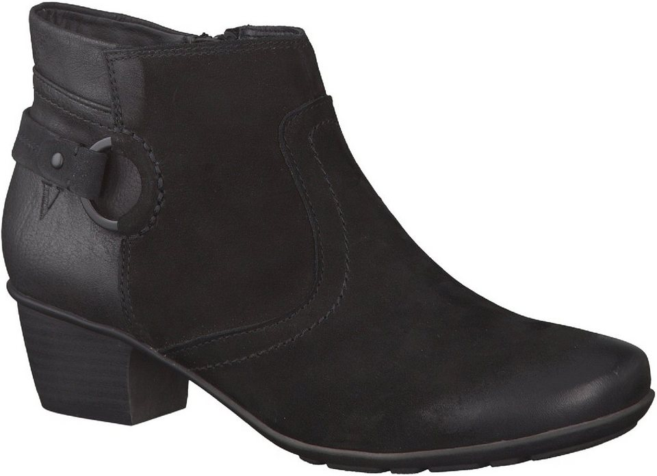 Venturini Stiefeletten in schwarz