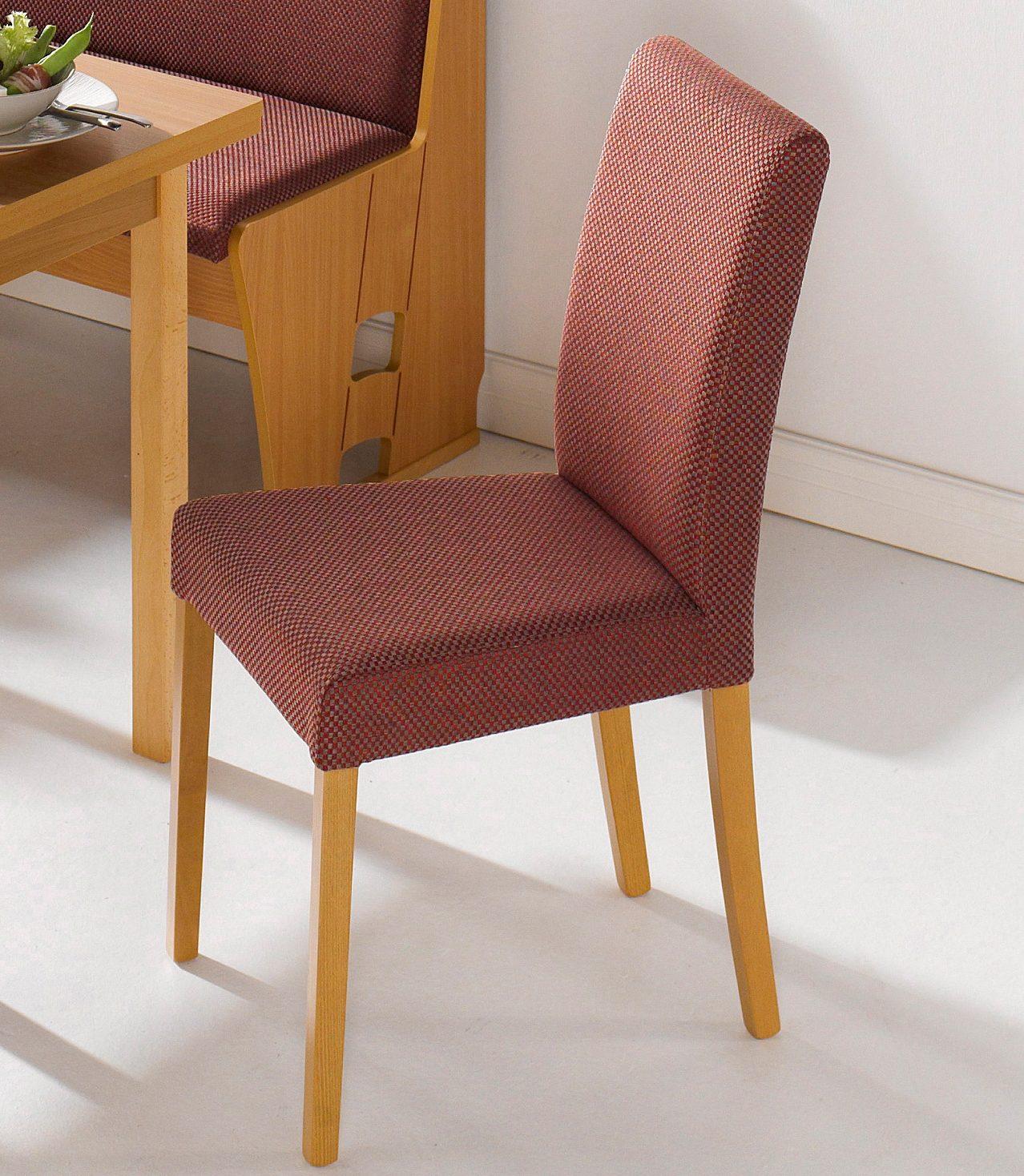 Schösswender Stühle (2 Stück), Sitz und Rücken gepolstert online kaufen | OTTO