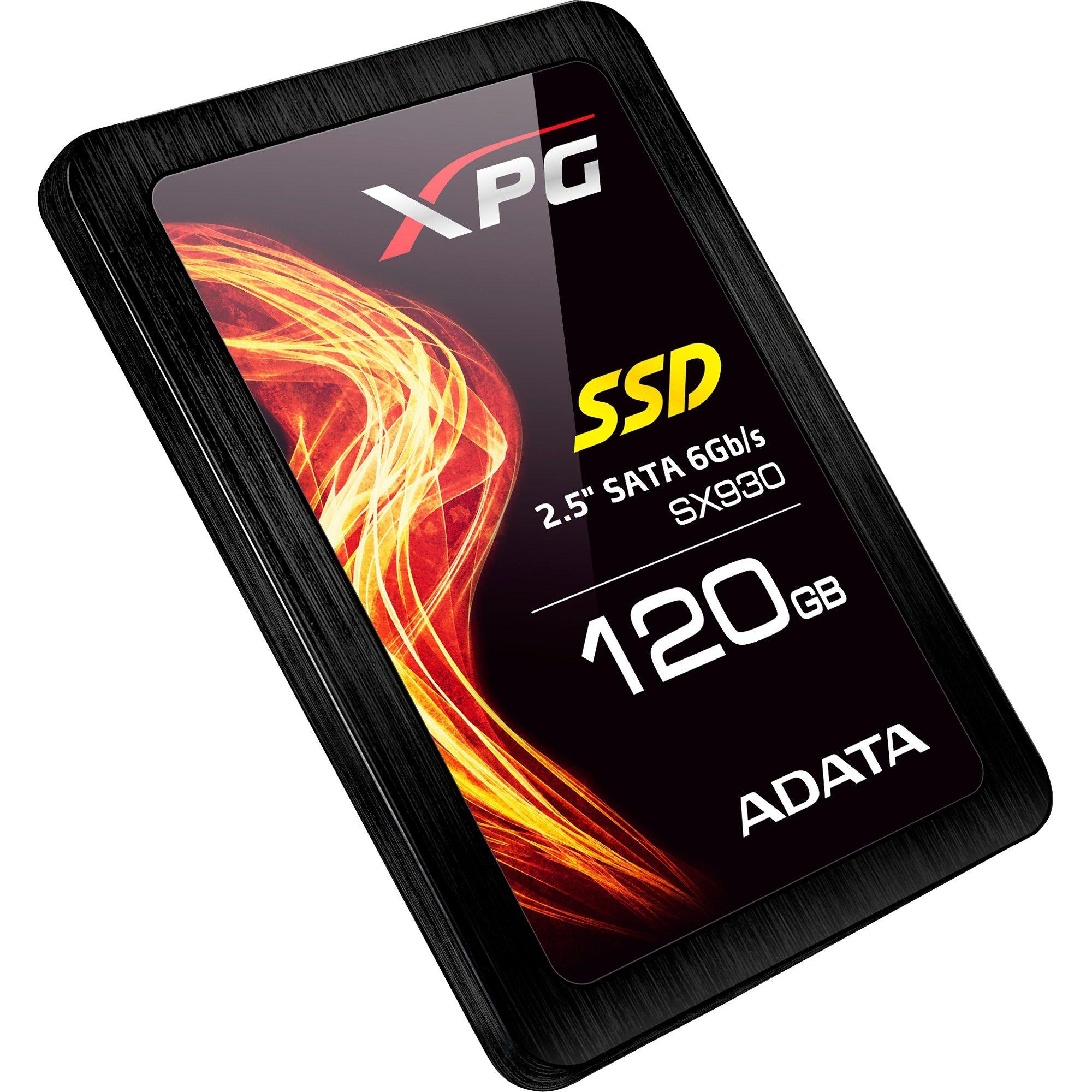 ADATA Solid State Drive »ASX930SS3-120GM-C 120 GB«