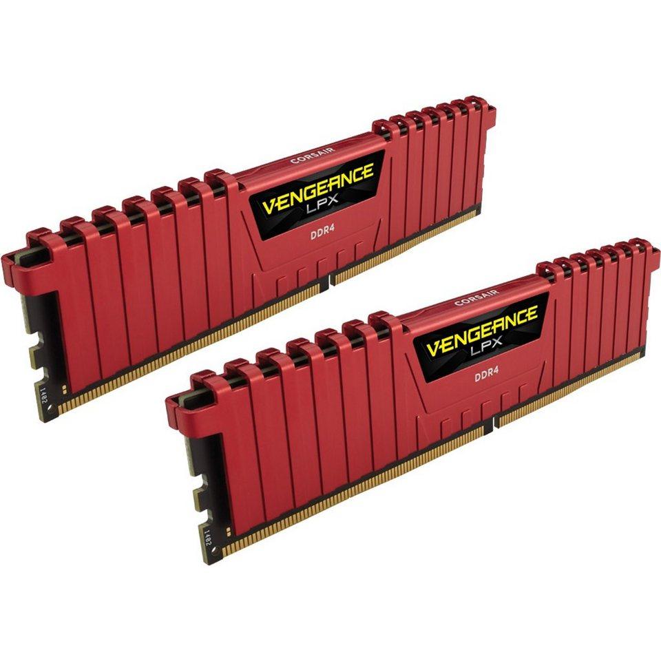 Corsair Arbeitsspeicher »DIMM 16GB DDR4-2666 Kit«