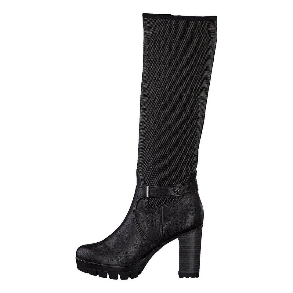Tamaris Lucern Stiefel in schwarz