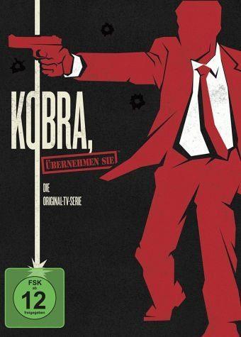 DVD »Kobra, übernehmen Sie! - Die komplette Serie...«