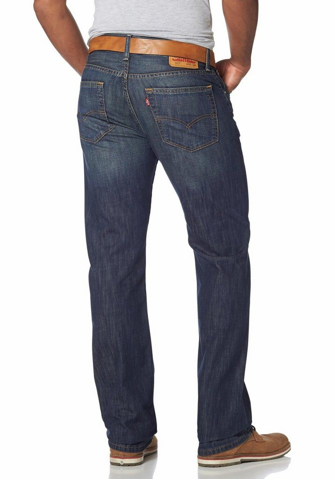 Levi's® Bootcut-Jeans »527« in highway