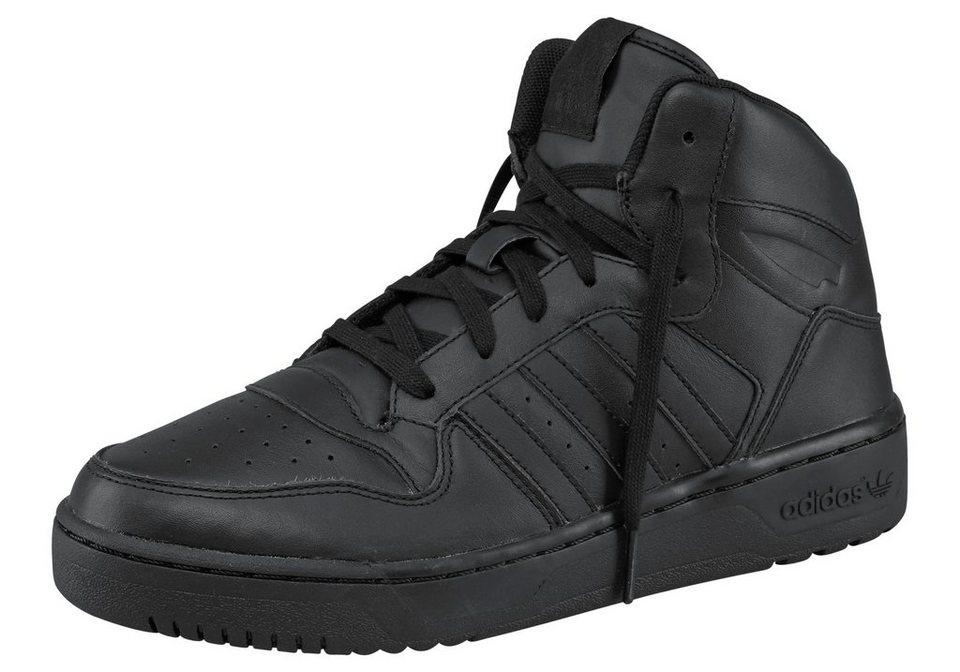 adidas Originals M Attitude Revive W Sneaker in Schwarz