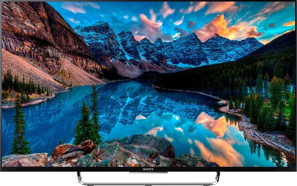 Sony BRAVIA KDL-50W805C, LED Fernseher, 126 cm (50 Zoll), 1080p (Full HD), Smart-TV