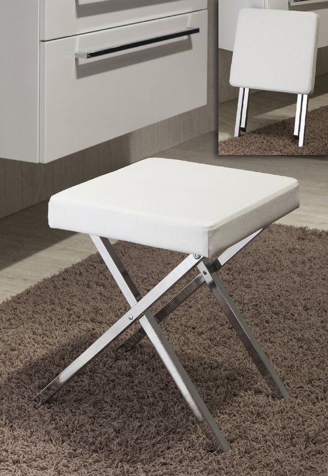 badhocker mariele klappbar online kaufen otto. Black Bedroom Furniture Sets. Home Design Ideas