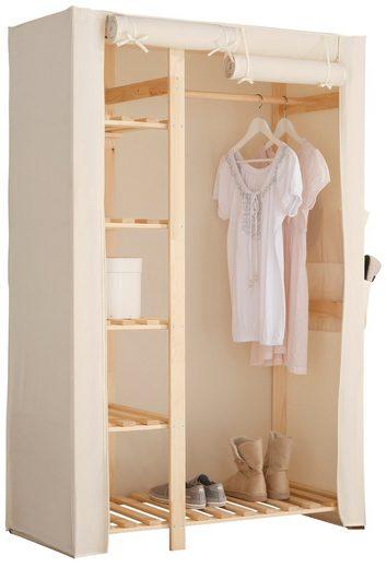 home affaire stoffschrank lili online kaufen otto. Black Bedroom Furniture Sets. Home Design Ideas