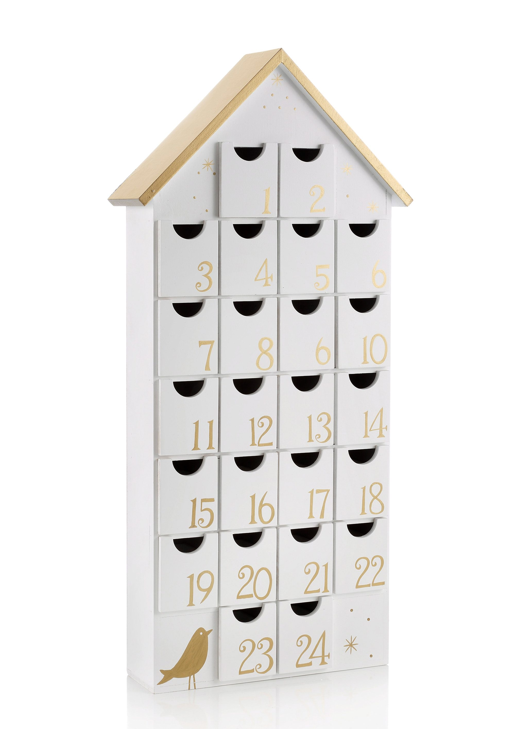 Adventskalender, »Haus«
