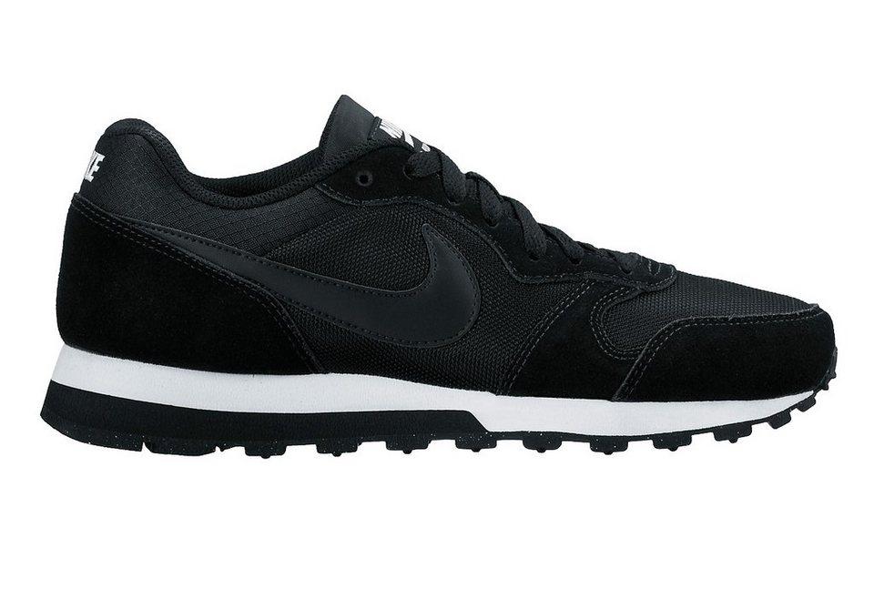 Nike »MD Runner 2 Wmns« Sneaker in schwarz