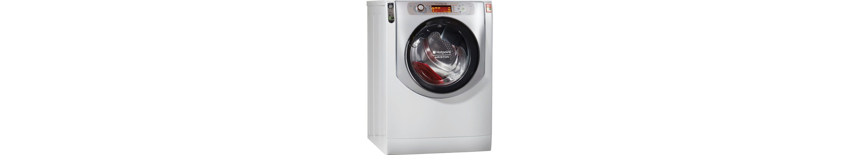 Hotpoint Waschtrockner AQD1171D 697ID EU/A, A, 11 kg / 7 kg, 1600 U/Min