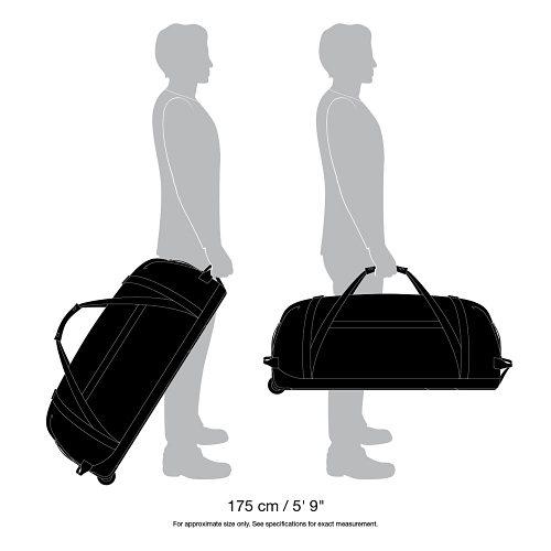 pacsafe Rucksäcke / Taschen »Duffelsafe AT120« in black