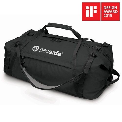 pacsafe Rucksäcke / Taschen »Duffelsafe AT80« in black
