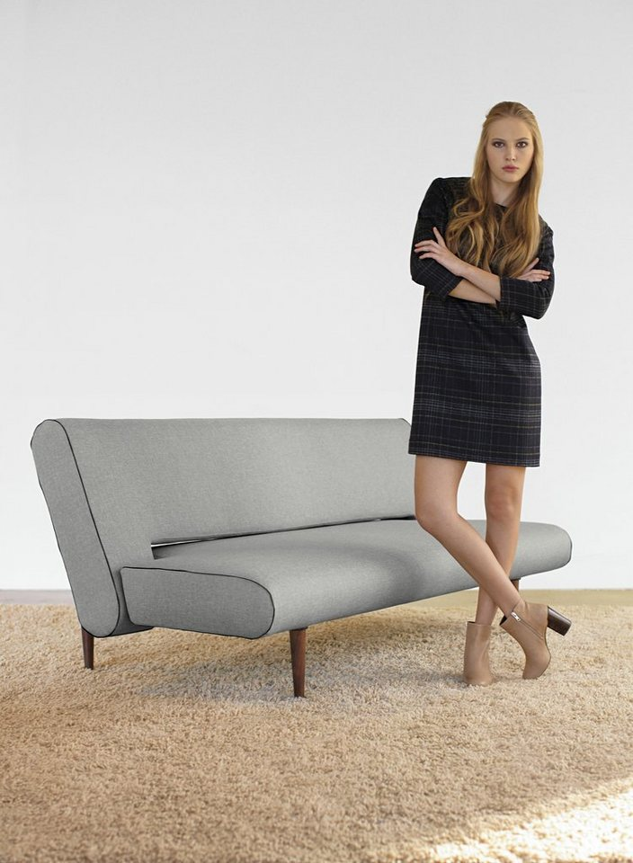 innovation schlafsofa unfurl im scandinavian design. Black Bedroom Furniture Sets. Home Design Ideas