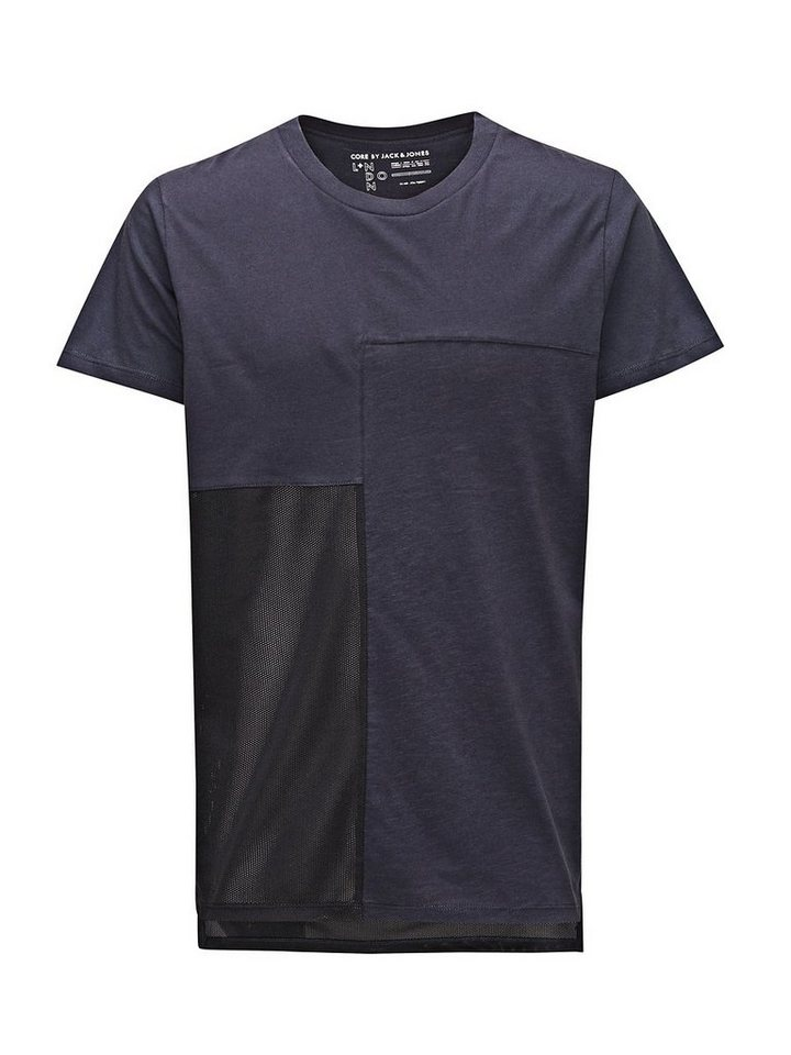 Jack & Jones Oversize Fit T-Shirt in Black Navy