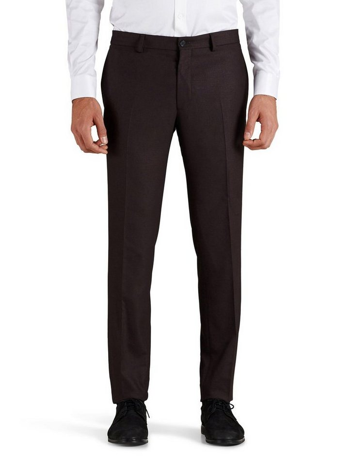 Jack & Jones Elegante Slim Fit- Hosen in Port 2