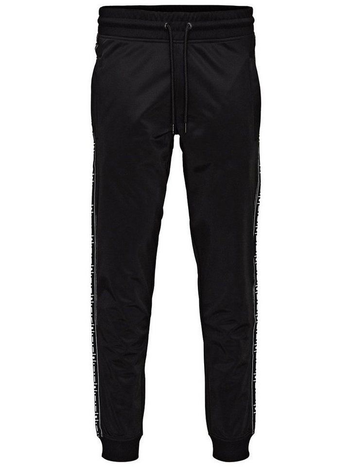 Jack & Jones Regular-Fit- Sweathose in Black