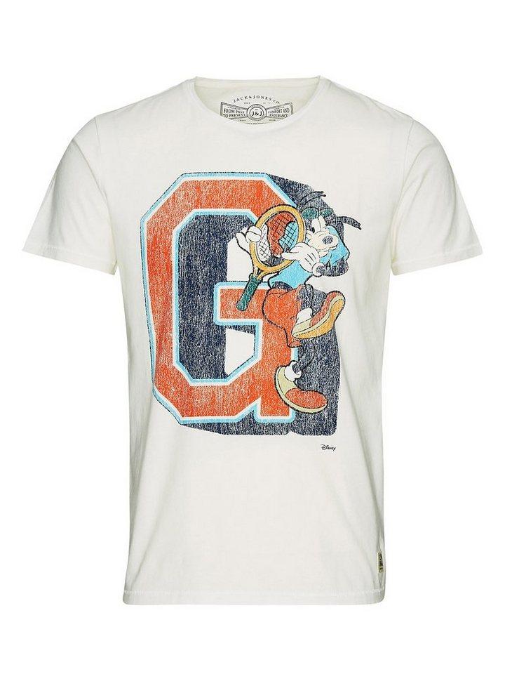 Jack & Jones Disney T-Shirt in Cloud Dancer