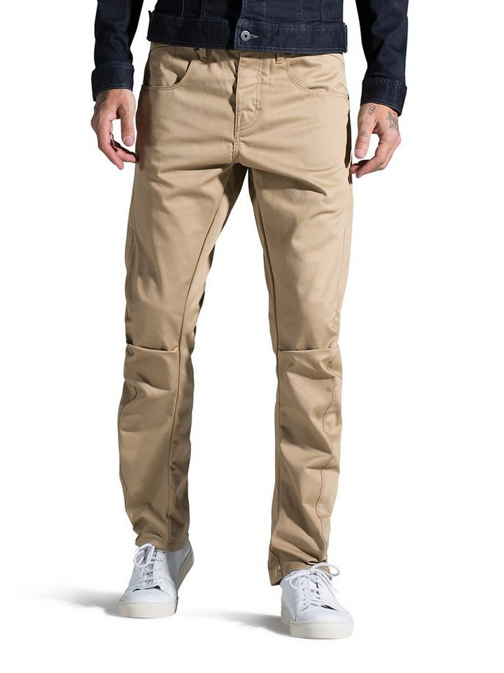 Jack & Jones Anti fit Chino in Cornstalk