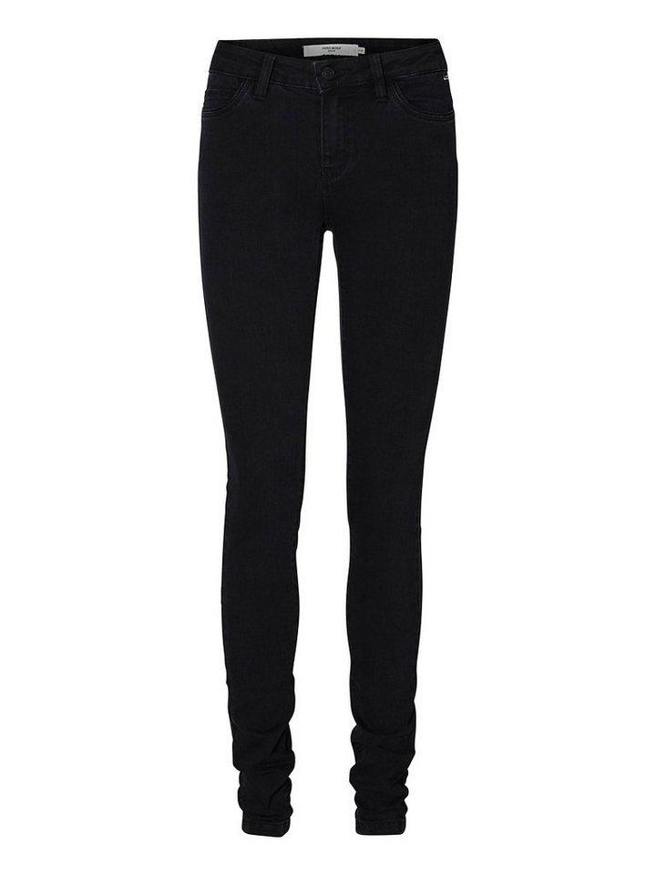 Vero Moda Seven NW Jeggings in Black