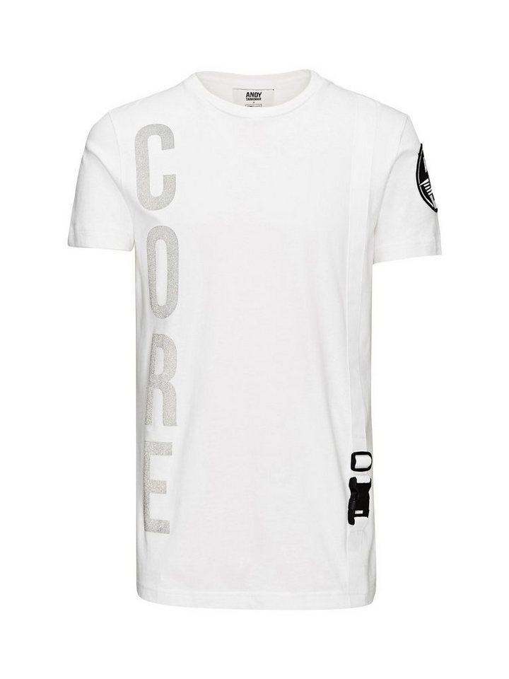 Jack & Jones Innovatives Andy Tankmar T-Shirt in White