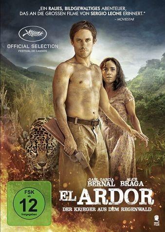 DVD »El Ardor«