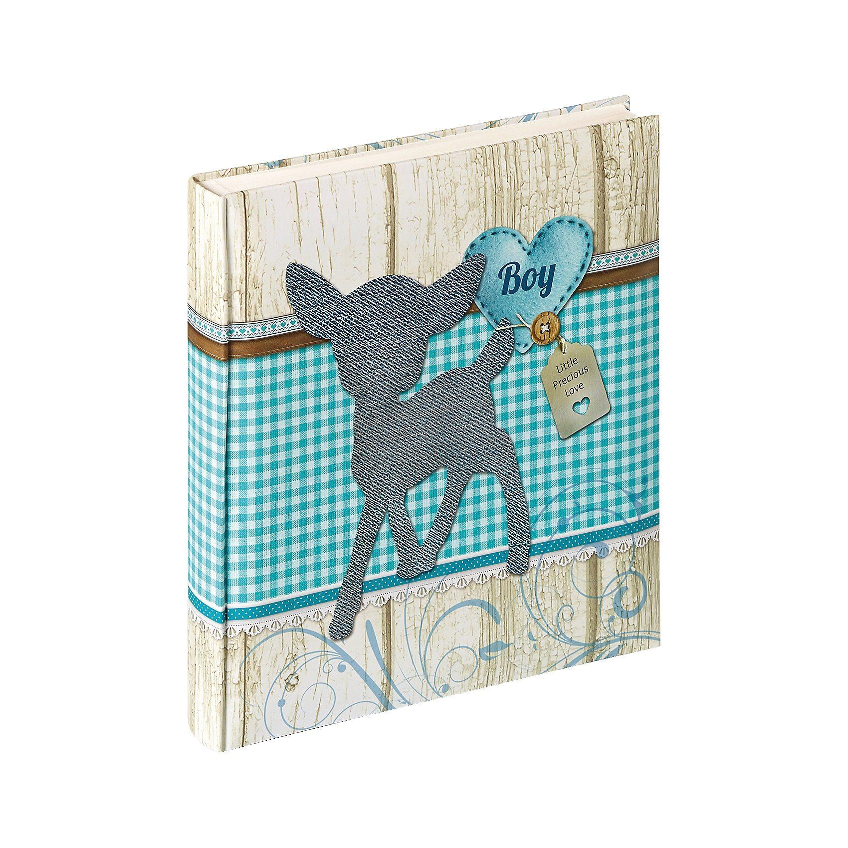 walther Babyalbum Dinky Boy, 50 Seiten