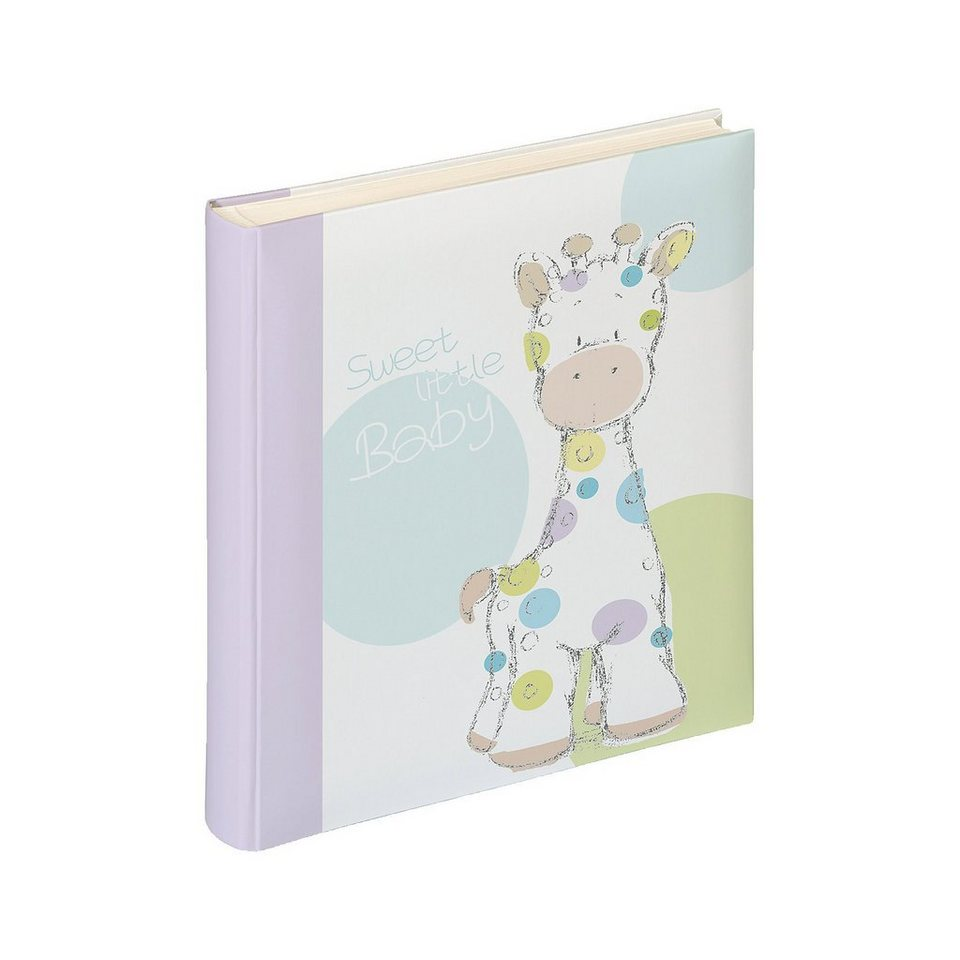 walther Babyalbum Giraffe Kima, 50 Seiten