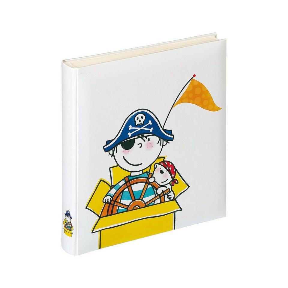 walther Kinderalbum Pirat, 50 Seiten