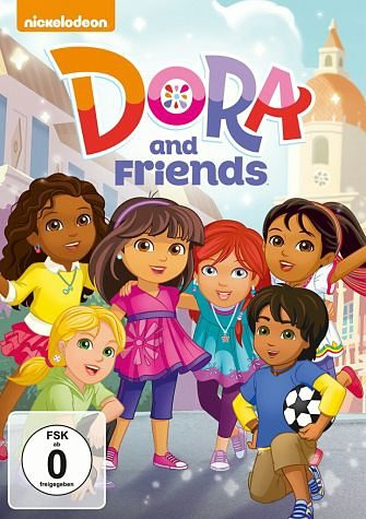 DVD »Dora and Friends«