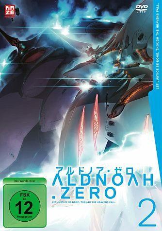 DVD »Aldnoah.Zero - Vol. 2«
