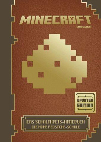 Gebundenes Buch »Minecraft, Das Schaltkreis-Handbuch - Updated...«