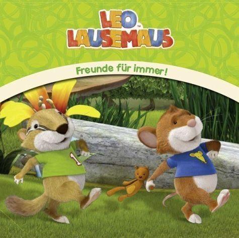 Gebundenes Buch »Leo Lausemaus - Freunde für immer!«