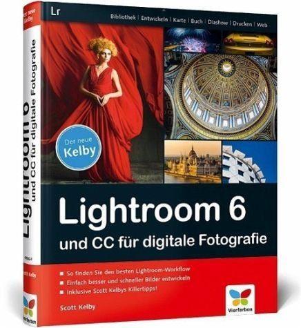 Gebundenes Buch »Lightroom 6 und CC für digitale Fotografie«