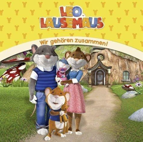 Gebundenes Buch »Leo Lausemaus - Wir gehören zusammen!«