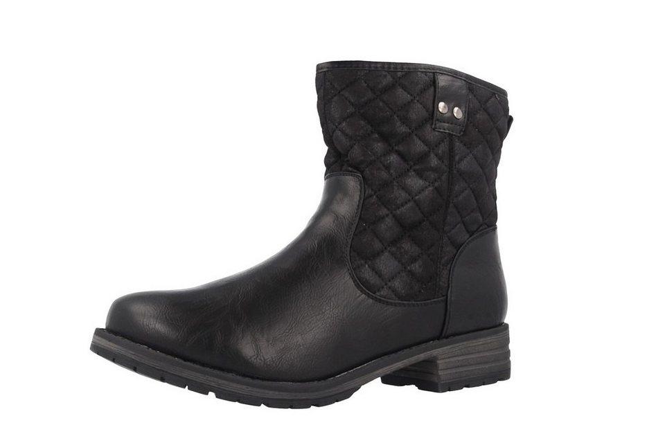 Boras Boots in Schwarz