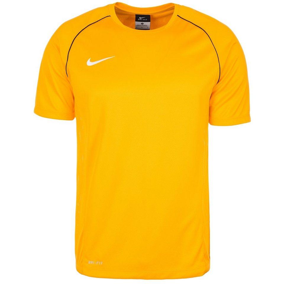 NIKE Foundation 12 Trainingsshirt Herren in gold / schwarz