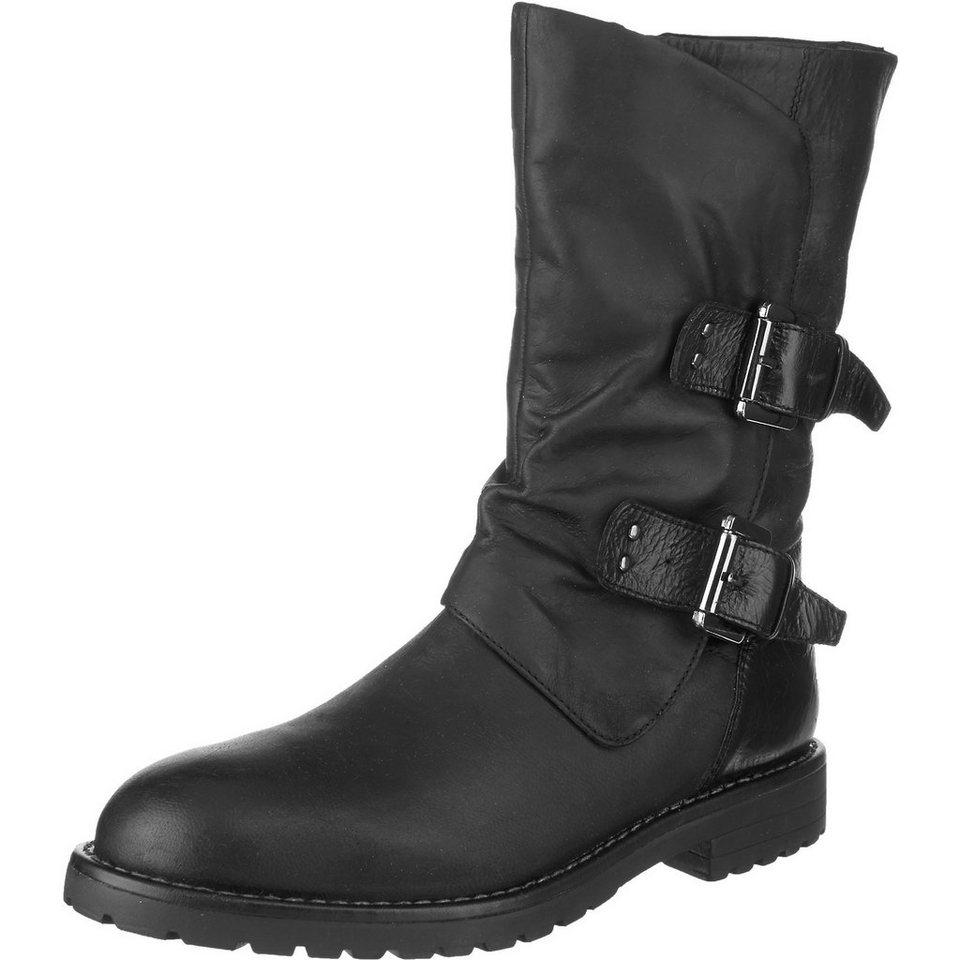 SPM Anonimo Stiefel in schwarz
