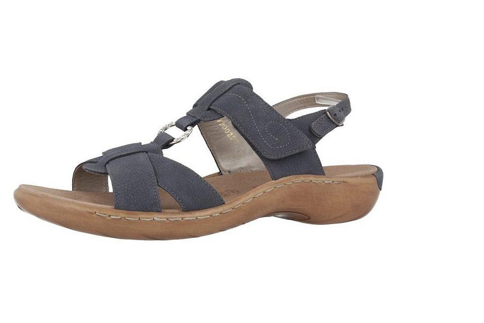 Remonte Sandalen in Blau
