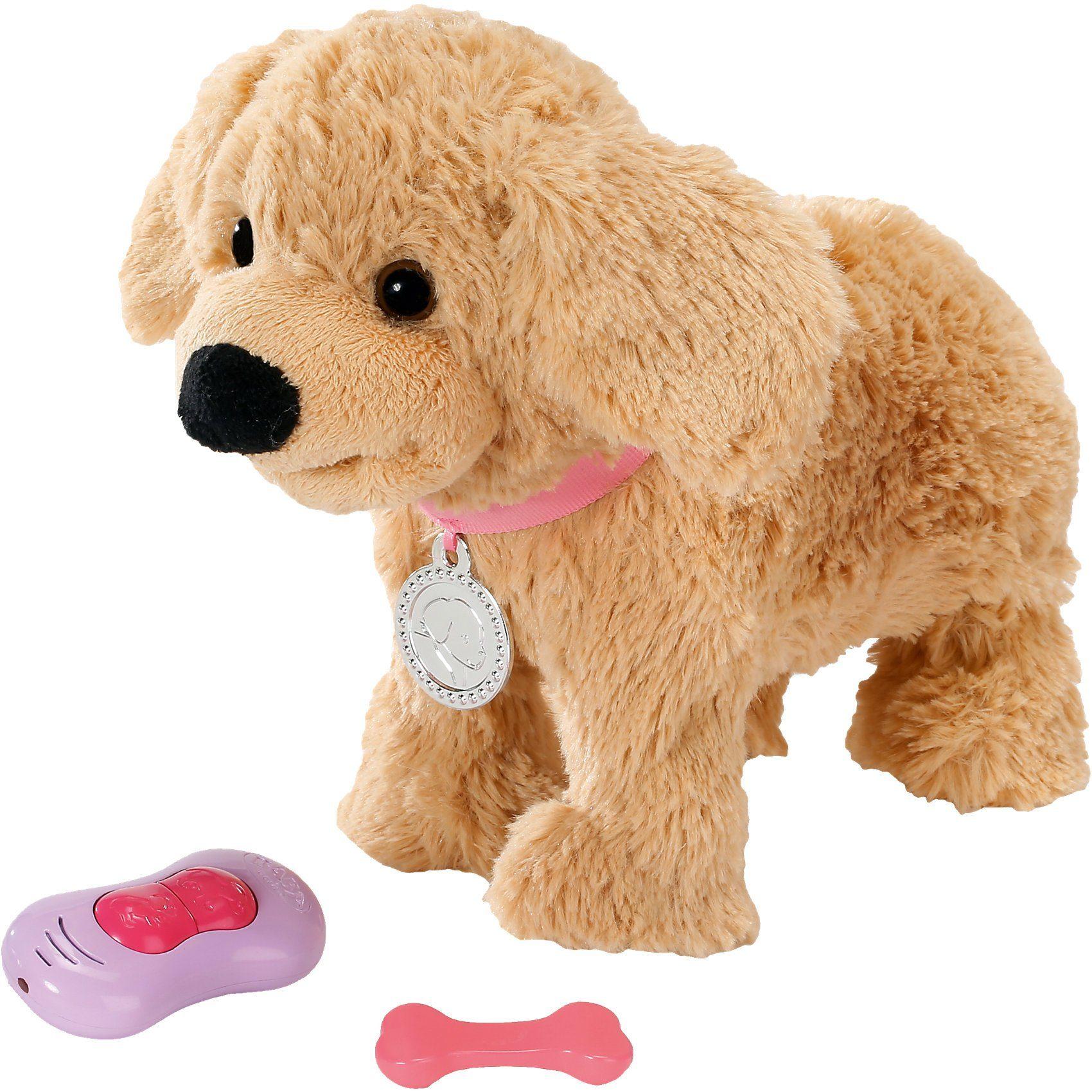 Zapf Creation BABY born® Kuscheltier Hund Andy