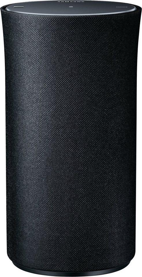 Samsung R1 WAM1500 Lautsprecher (Multiroom, Bluetooth, WiFi) in dunkelgrau
