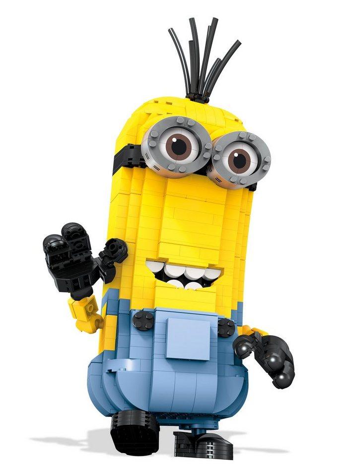 Mattel Minion-Figur, »Mega Bloks Build-A-Minion«, 776 Teile