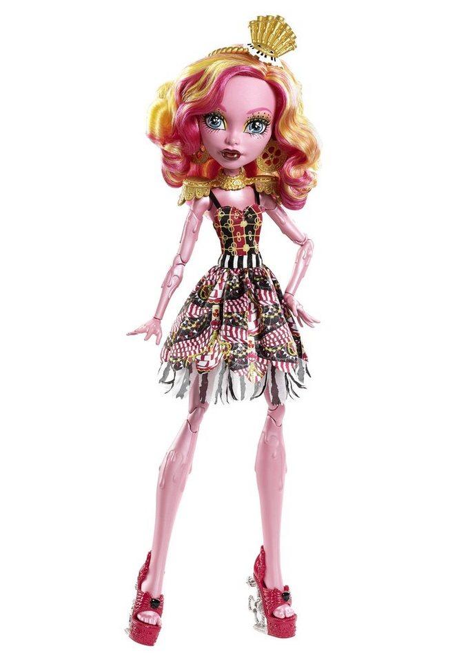 Mattel Puppe, »Monster High -Schaurig schöne Show, Gooliope Jellington«