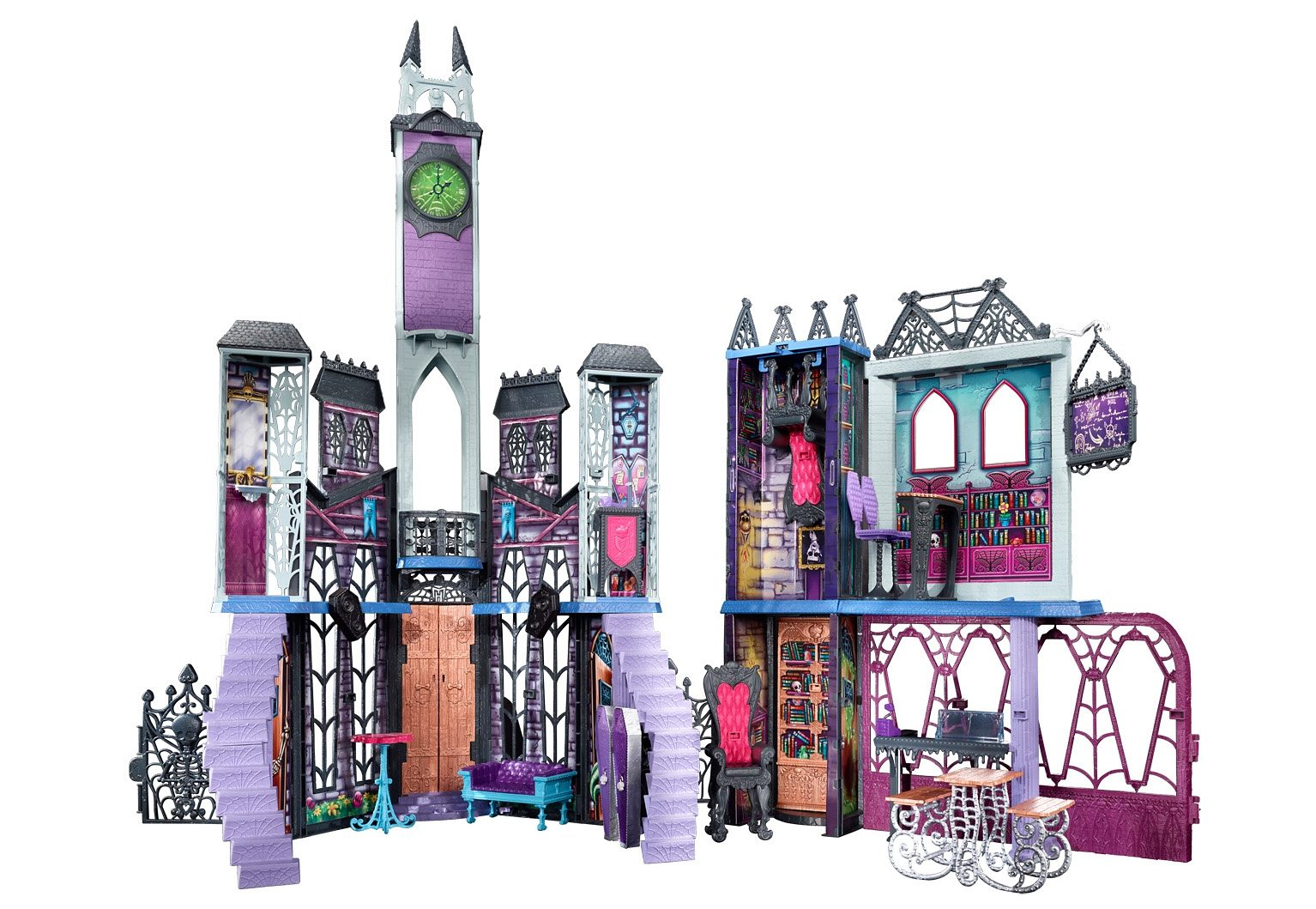Mattel Spiel-Set, »Monsterschule«