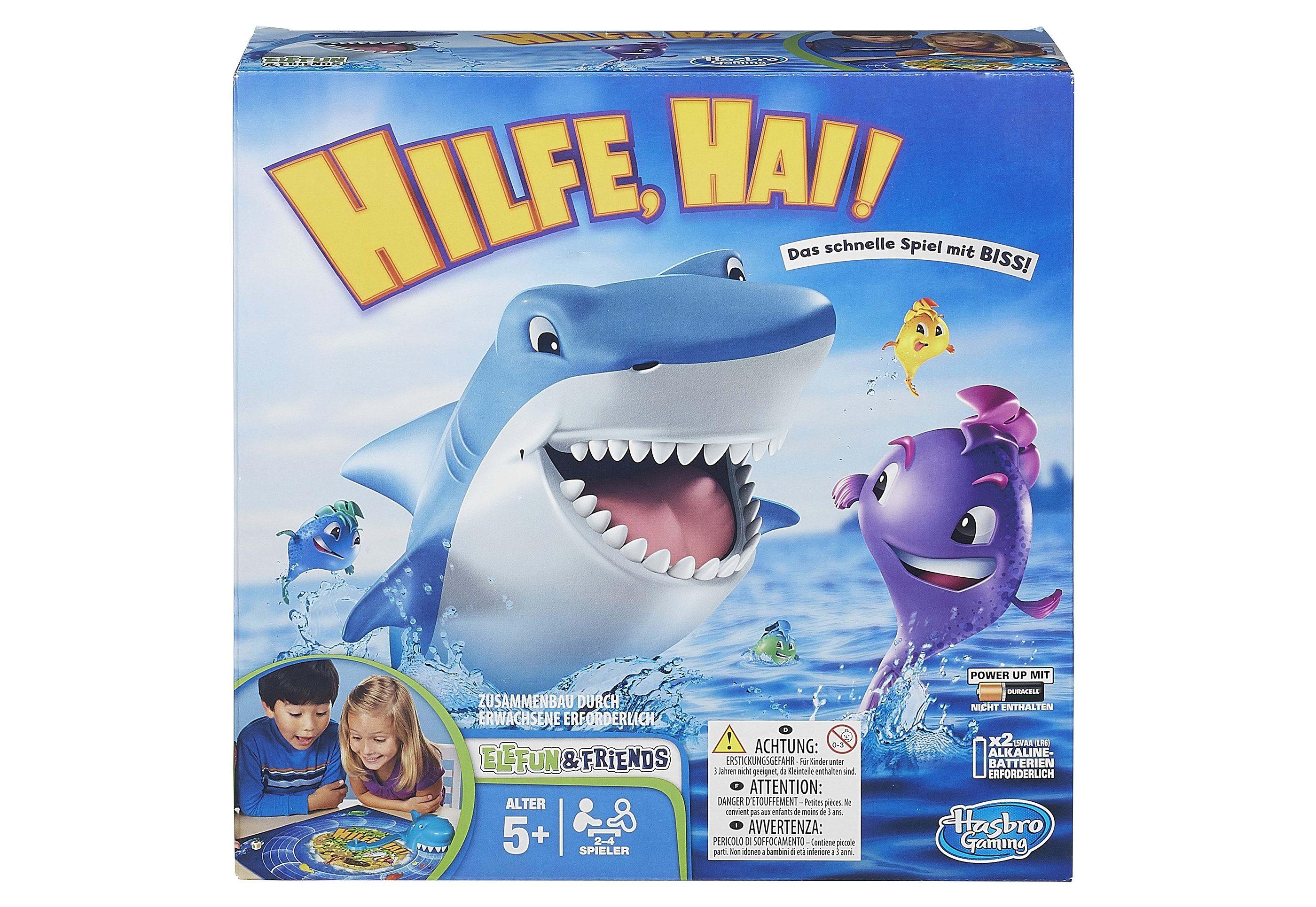 Hasbro Kinderspiel, »Hilfe, Hai!«