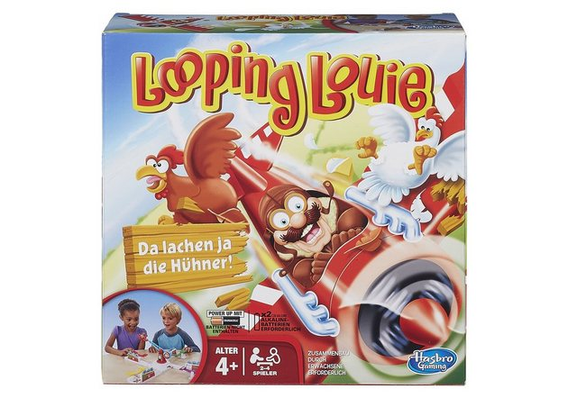 Image of Hasbro 15692398 Looping Louie