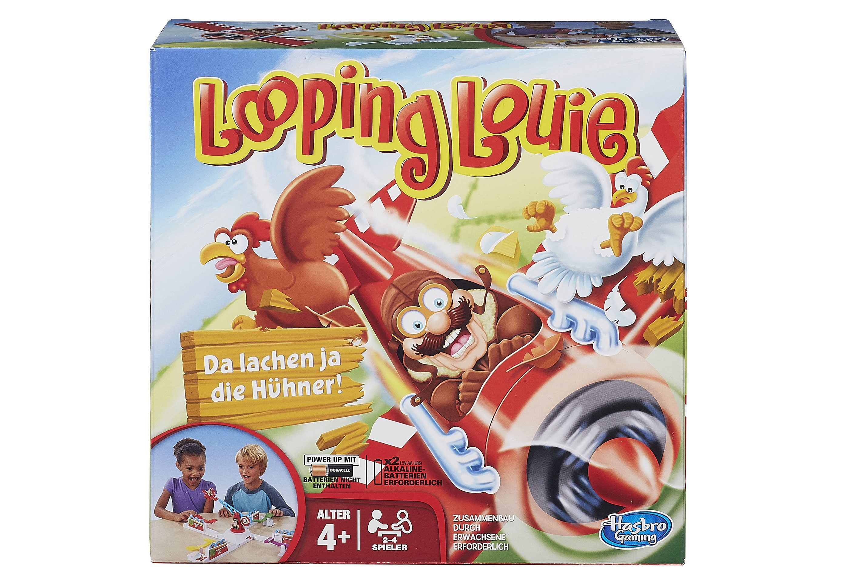 Hasbro Kinderspiel, »Looping Louie«