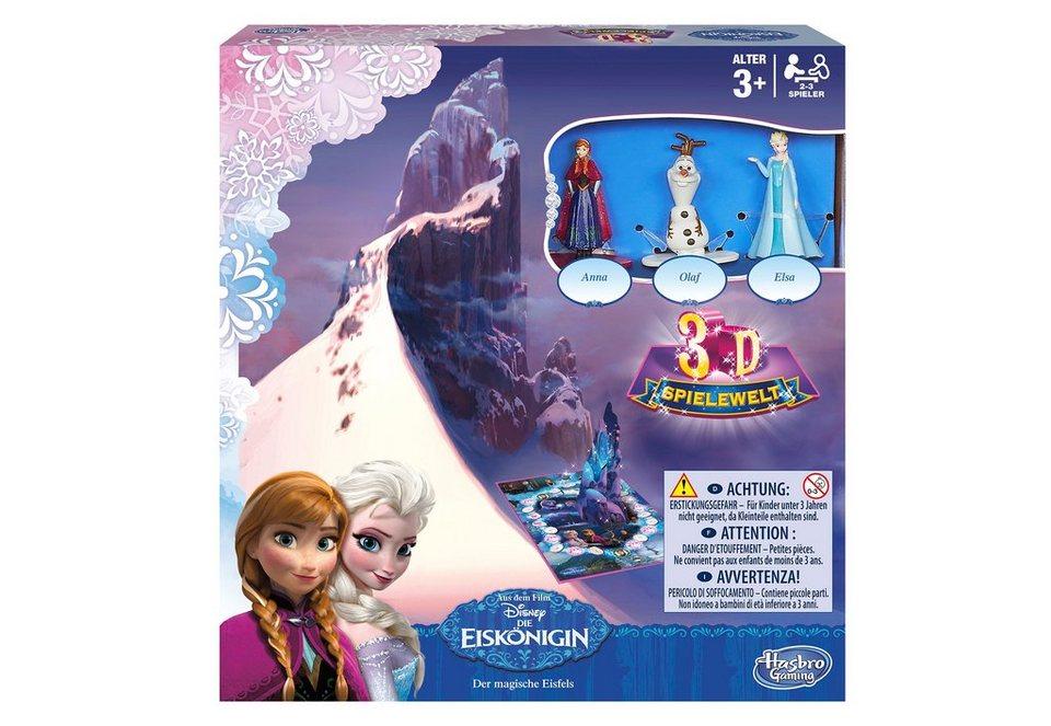Hasbro Brettspiel, »Disney`s Die Eiskönigin - Der magische Eisfels«